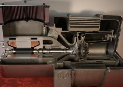 60 kW Microturbine