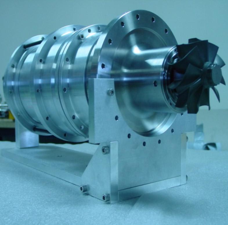 High-Speed Turbo-Alternator